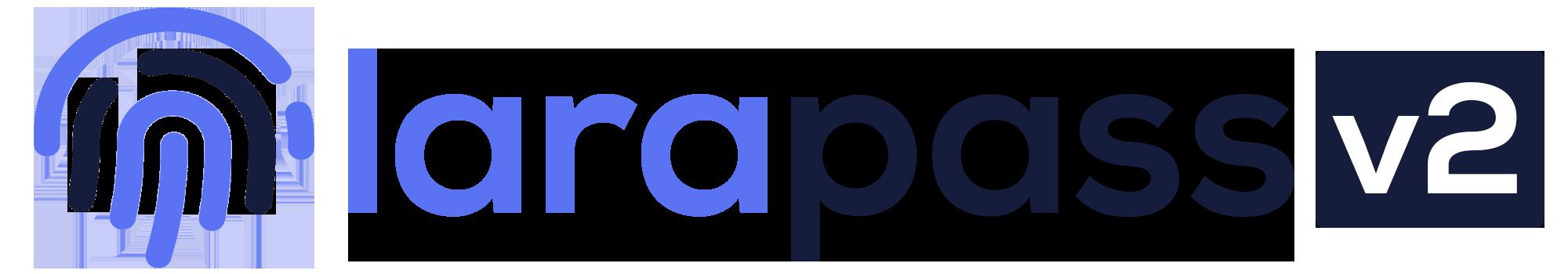 LaraPass-v2-Logo